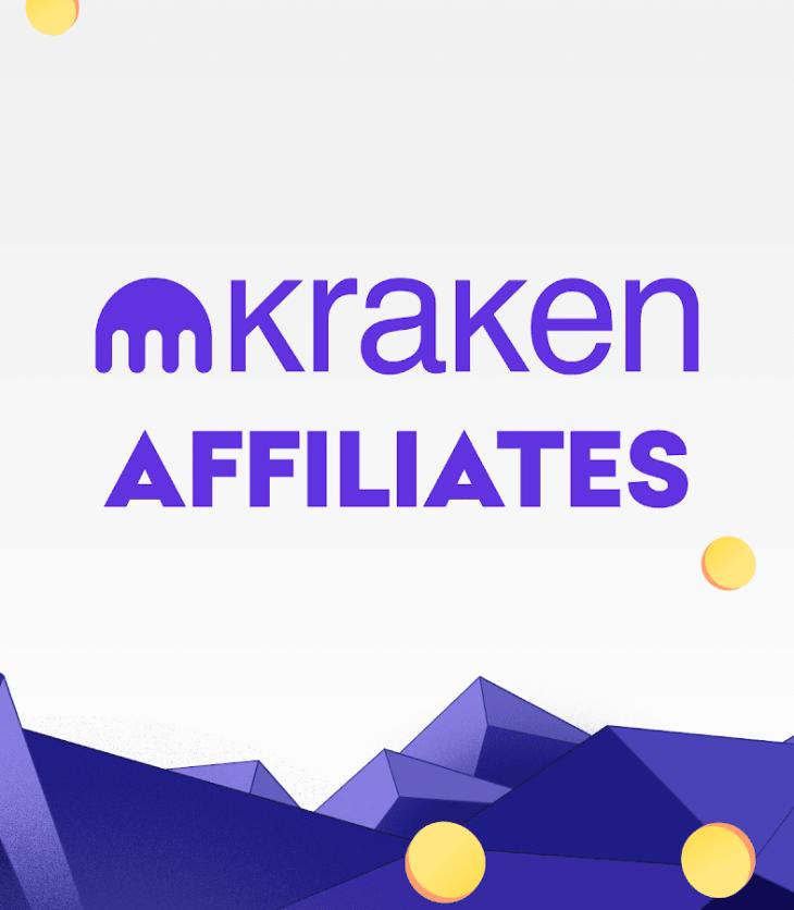 kraken affiliate program