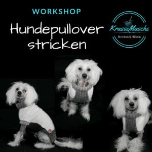 Online Workshop *Hundepullover*