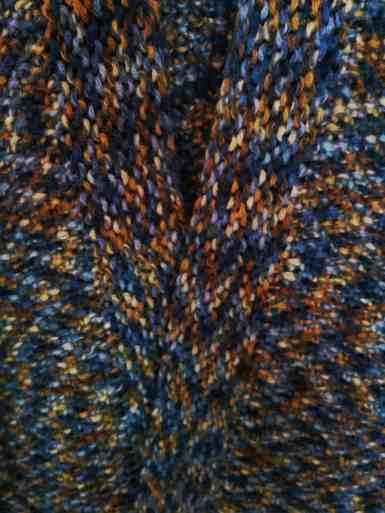 Avalon Wolle Krassemasche stricken cardigan bolerojacke kaufen