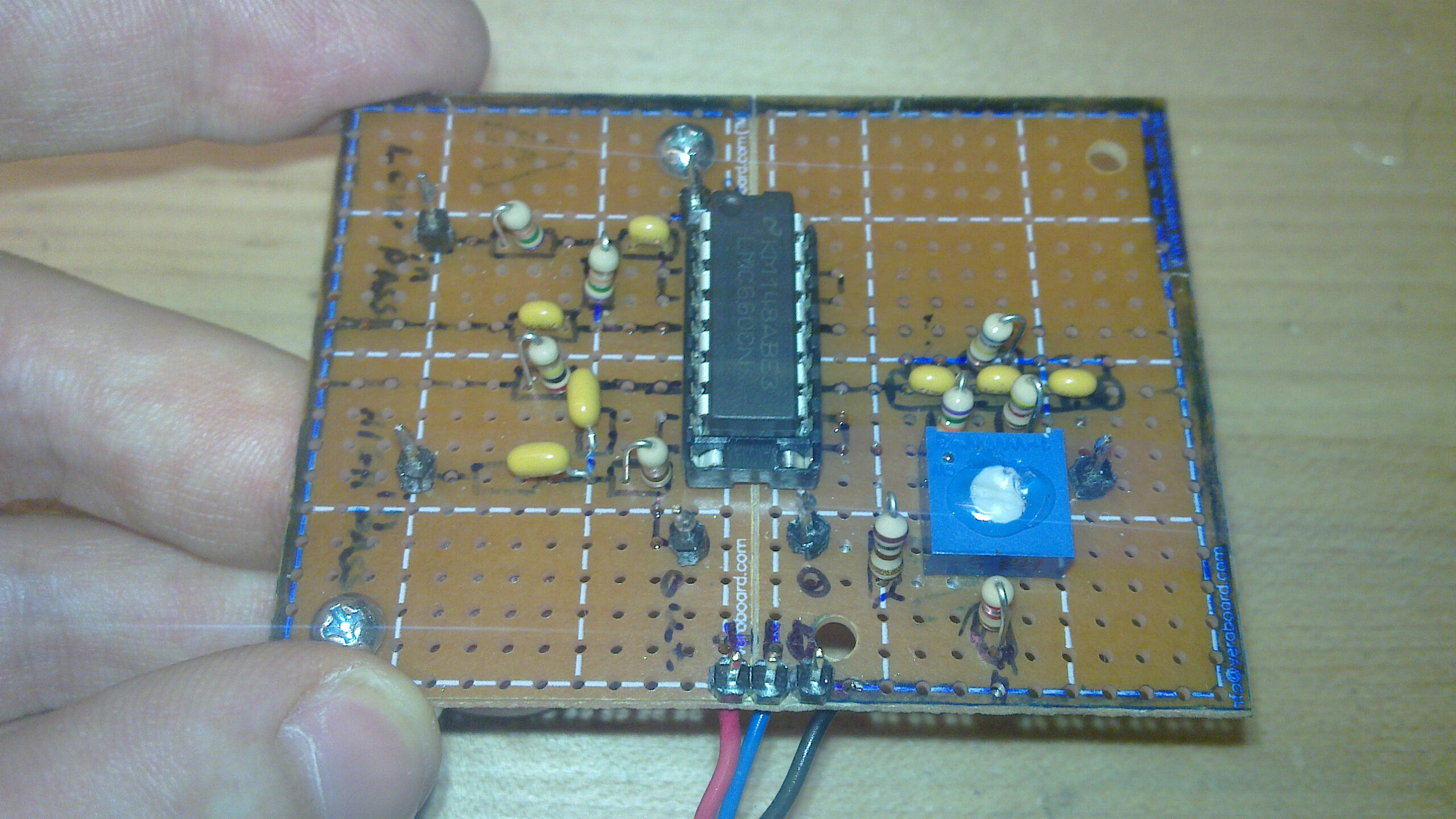 Notch Filter Circuit Using A Single Op Amp The Notch Filter Circuit