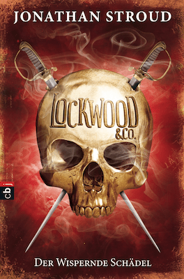 Lockwood & Co 2: Der wispernde Schädel Book Cover