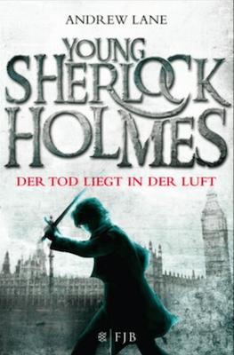Der Tod liegt in der Luft Book Cover