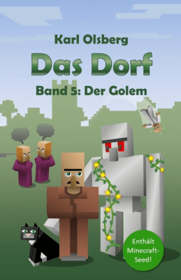 Der Golem Book Cover