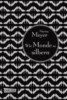 Wie Monde so silbern (Cinder) Book Cover