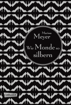 Wie Monde so silbern (Cinder) Book Cover