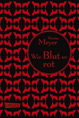 Wie Blut so rot Book Cover