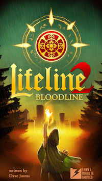Lifeline 2 Bloodline Book Cover