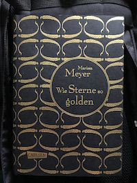 Wie Sterne so golden Book Cover