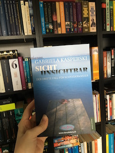 Sicht unsichtbar Book Cover