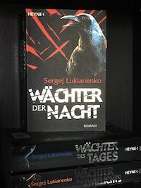 Wächter der Nacht Book Cover