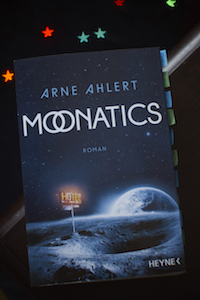 Moonatics Book Cover