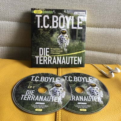 Die Terranauten Book Cover