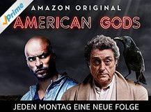 American Gods Serie Neil Gaiman Amazon Original Series Amazon Prime
