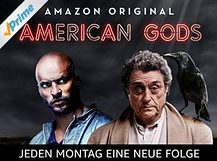 American Gods Serie Neil Gaiman Amazon Original Series Amazon Prime
