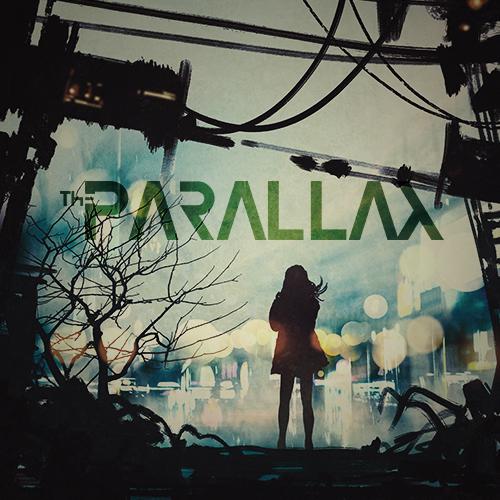The Parallax - A new friend Book Cover
