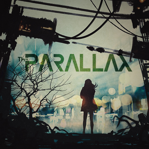 The Parallax - A new friend Book Cover