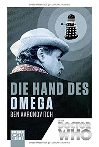 Die Hand des Omega Book Cover