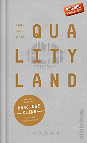 Qualityland helle Edition Book Cover