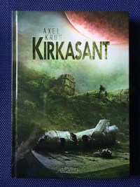 Kirkasant Axel Kruse Science Fiction Atlantis Verlag