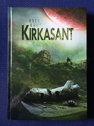 Kirkasant Axel Kruse Science Fiction Atlantis Verlag