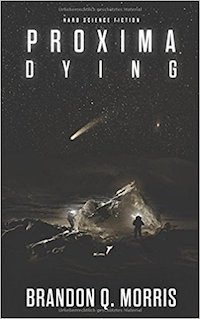 Proxima Dying Book Cover