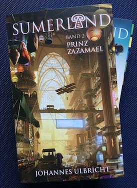 Prinz Zazamael Book Cover