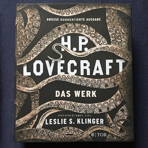 H.P. Lovecraft - Das Werk Book Cover