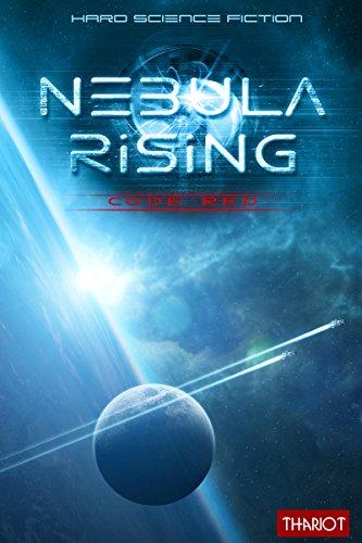 Nebula Rising Code Red Book Cover