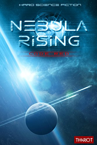 Nebula Rising Code Red Book Cover