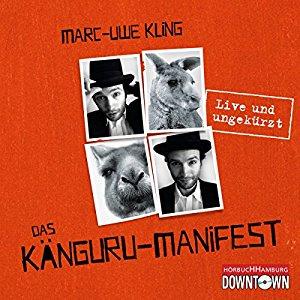Das Känguru-Manifest Book Cover