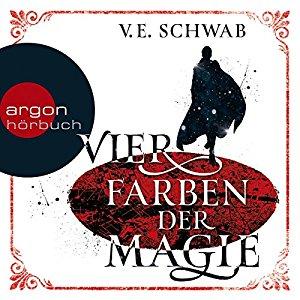 Vier Farben der Magie Book Cover