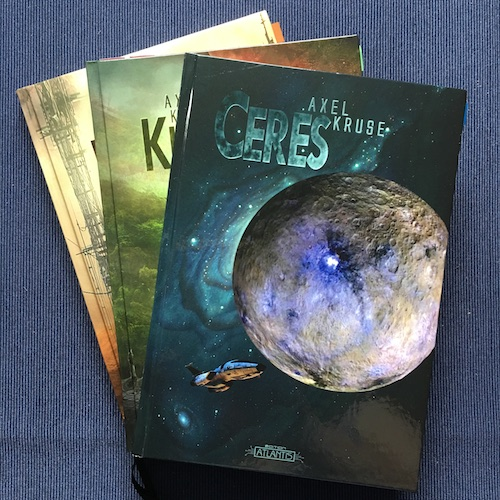 Ceres Book Cover