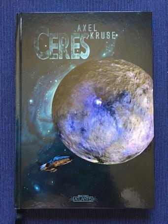 Ceres Axel Kruse Atlantis Science Fiction