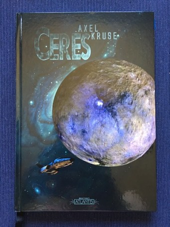 Ceres Axel Kruse Atlantis Science Fiction