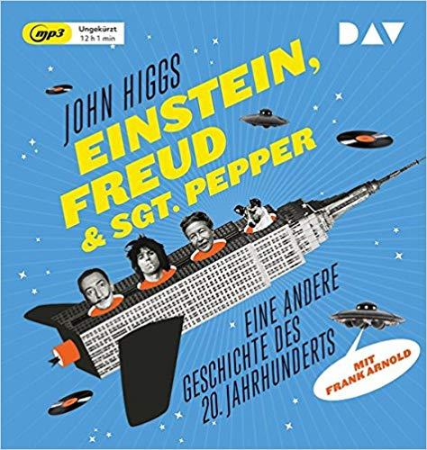 Einstein, Freud und Sgt Pepper Book Cover