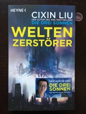 Weltenzerstoerer Novelle Cixin Liu Heyne