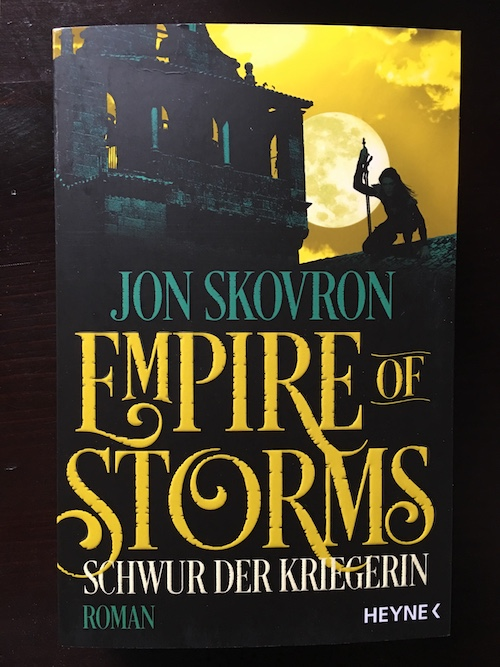 Schwur der Kriegerin Book Cover