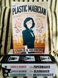 Plastikmagier plastic magician Charlie n. holmberg