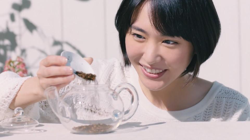 新垣結衣十六茶CM 1