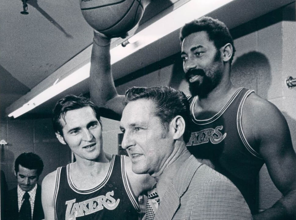 LAKERS-Jerry-West-wilt-wilt-chamberlain-bill-shareman
