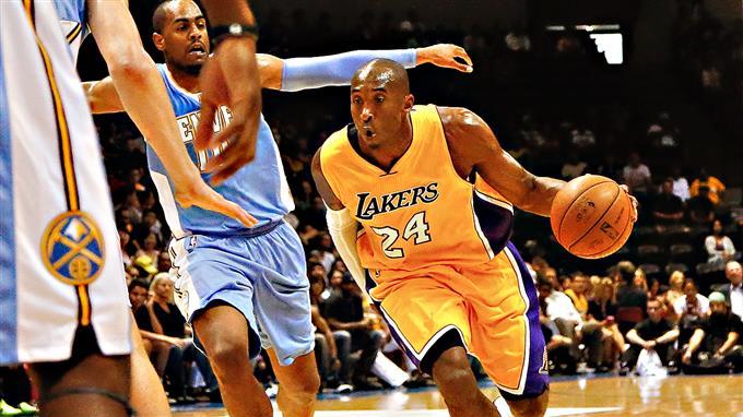 Kobe 速度明顯不復從前
