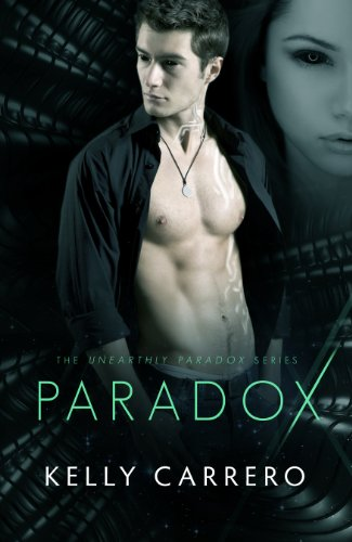 Paradox by Kelly Carrero | books, reading, book covers