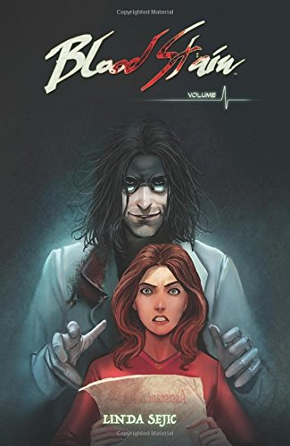 Blood Stain Vol. 1 by Linda Sejic | reading, books