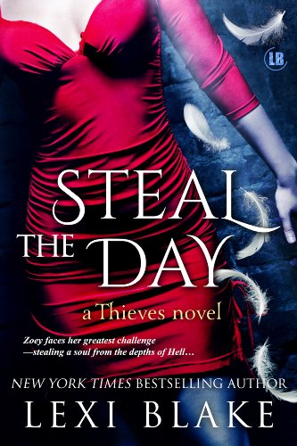 Steal the Day by Lexi Blake | books, reading, book covers