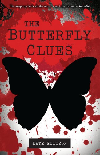 The Butterfly Clues by Kate Ellison | books, reading, book covers