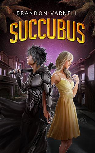 Succubus by Brandon Varnell | reading, books