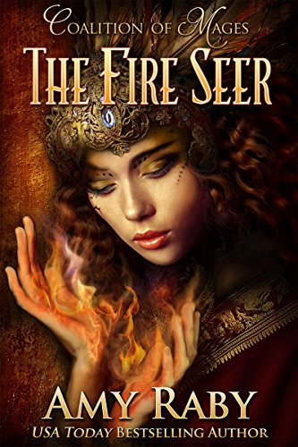 The Fire Seer by Amy Raby | books, reading, book covers