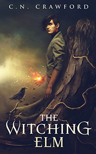 The Witching Elm by C.N. Crawford   books, reading, book covers