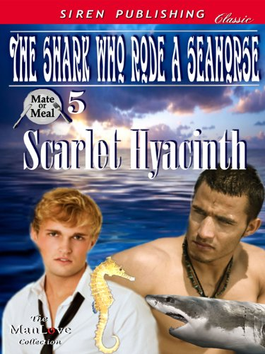 The Shark Who Rode a Seahorse by Scarlet Hyacinth | books, reading, book covers