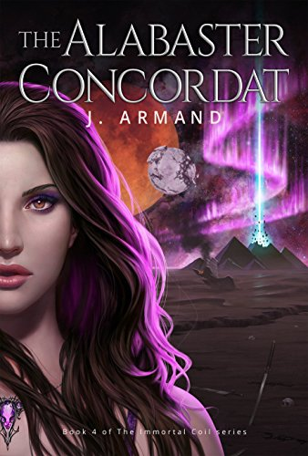 The Alabaster Concordat by J. Armand   reading, books